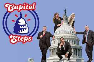 Cancelled -- The Capitol Steps presents The Lyin' Kings
