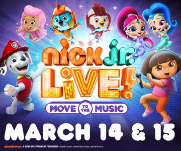 Nick Jr. Live!