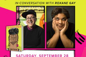 Gabby Rivera with Roxane Gay, Juliet Takes a Breath