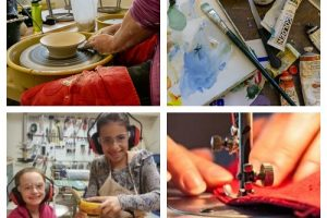 Free Family Drop-In Art Activity Day