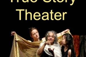"""The Invisible Work of Motherhood"" with True Story Theater"