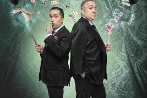 Four-Handed Illusions: An Intimate Evening of Laughs & Wonder