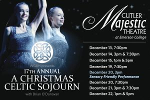 A Christmas Celtic Sojourn with Brian O'Donovan