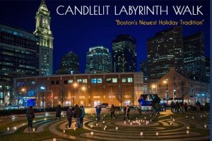 Candlelit Labyrinth Walk: In Peace & Harmony