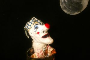 The Perils of Mr. Punch: The Astro-nut