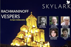 Rachmaninoff's All-Night Vigil (Vespers)