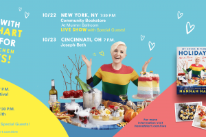 Hannah Hart: My Drunk Kitchen Holidays Book Tour