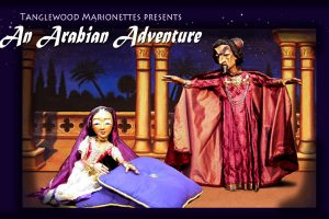 """""""An Arabian Adventure"""" by Tanglewood Marionettes"""