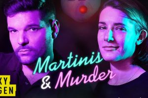 Martinis & Murder Live Show at the Wilbur Theater