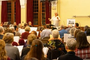 """Belmont Open Sings presents G.F. Handel's """"Messiah"""""""