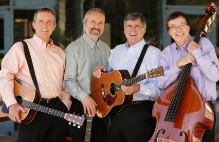 The Brothers Four with The McGuire Brothers Opening