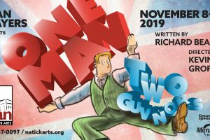 One Man, Two Guvnors presented by TCAN Players