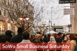 SoWa Small Business Saturday