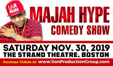 Majah Hype Comedy Show