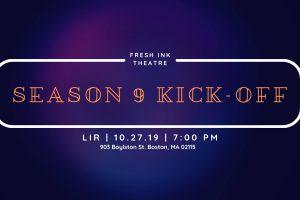 27 Season 9 Kick-Off