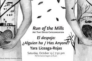 Run of the Mills - El despojo: ¿Alguien ha/Has Anyone?