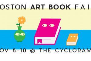 Boston Art Book Fair 2019