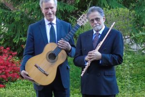 Peter H. Bloom, flute; Mark Leighton, guitar, Suites, Sonatas and Standards