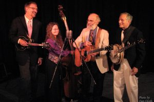 Bluegrass at Wakefield's Linden Tree Coffeehouse with Southern Rail