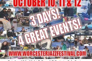 Worcester Jazz Festival 2019