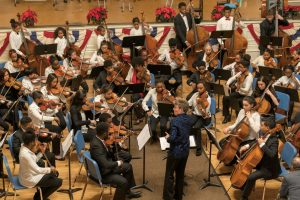 BYSO Intensive Community Program Holiday Concert