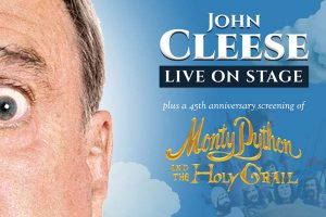John Cleese Live with Screening of Monty Python and the Holy Grail