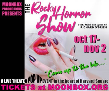 Moonbox Productions Presents The Rocky Horror Show