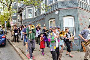 HONK! Festival: 14th annual festival of activist street bands.
