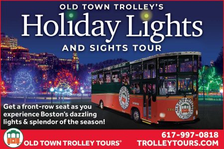 Old Town Trolley's Holiday Lights & Sights Tou...