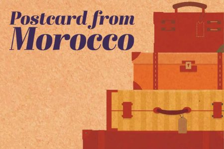 NEC Opera presents Postcard from Morocco