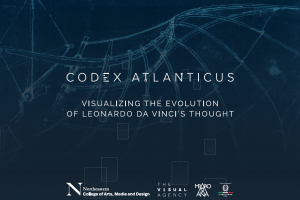 Leonardo da Vinci's Codex Atlanticus (Re/De)Coded