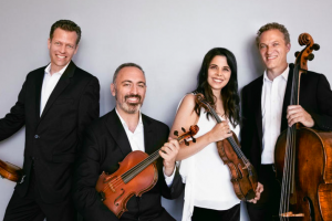 Weekend Concert Series: Pacifica String Quartet