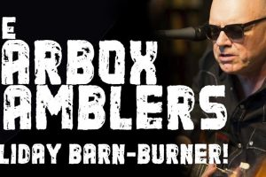 The Tarbox Ramblers' 2nd Annual Holiday Barn-Burner