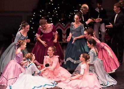 Dance Prism Brings 'The Nutcracker' to Andover