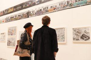"Curatorial Intern Tour of ""Gordon Matta-Clark: Anarchitect"""