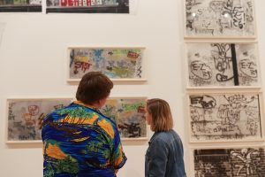 Through Lines: With Associate Professor of Sculpture Tory Fair