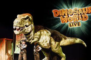 Dinosaur World Live