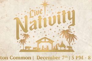 Free Live Nativity and Christmas Celebration in the Boston Common