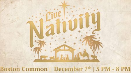 Free Live Nativity and Christmas Celebration in th...