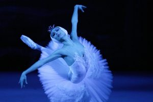 Dance at the Cinema: Swan Lake