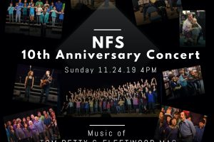 Newton Family Singers 10th Anniversary Show: Tom Petty and Fleetwood Mac