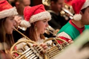 Into the Holidays with Chamber Singers, Symphonic Winds, and Navy Band Northeast
