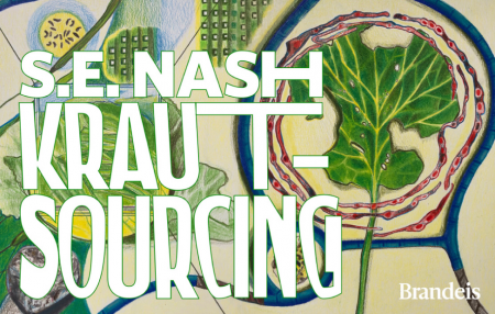 S.E. Nash | Performance Lecture for Krautsourcing