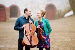 Headliners Concert Series: Hanneke Cassel and Mike Block