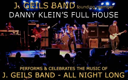 Danny Klein of the J. Geils Band