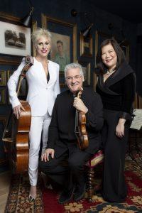 Concord Chamber Music Society Presents the Zukerman Trio