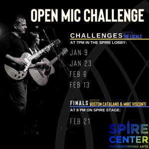 Open Mic Challenge