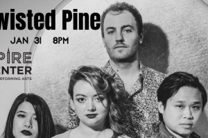 Twisted Pine w/ Special Guest Danny Barnes