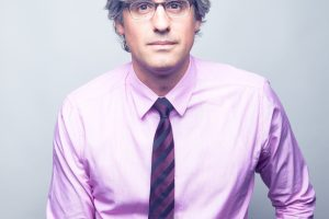 A Conversation with Mo Rocca