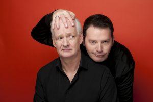 Colin Mochrie & Brad Sherwood: Scared Scriptless